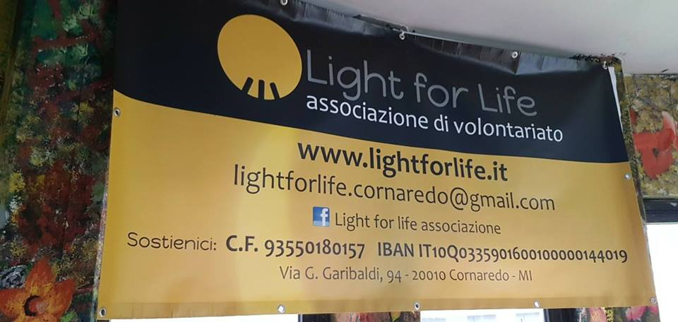 Lightforlife Energiadi 2018 Cornaredo