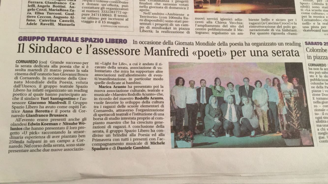 giornale lightforlife 21 03 2017